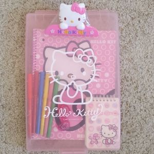 Sanrio hello kitty clipboard for office/school use